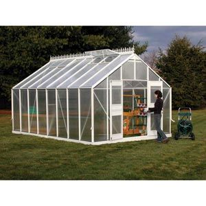Greenhouses & Greenhouse Kits - Hobby Greenhouses - Elite Greenhouses