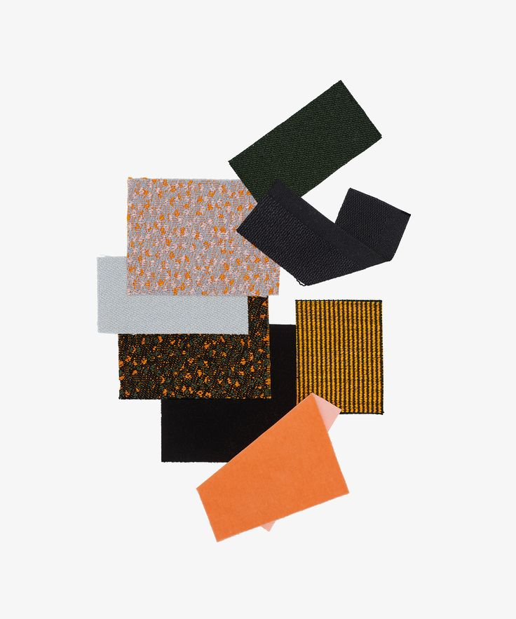 The 2017 Kvadrat/Raf Simons collection draws on the designer's passion for modern and contemporary art, taking its inspiration from Impressionist masters such as Georges Seurat and Vincent van Gogh.
