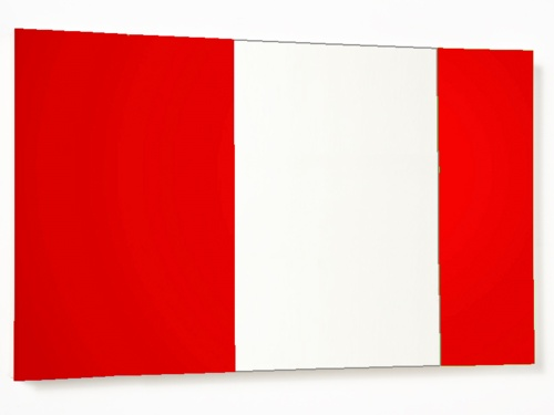 BACCANO D MIRROR - RED ACRYLIC    http://www.koloo.it/ProdottiSpecchioDaBagnoBaccanoDITA.html#!/~/product/category=2071564=14132560