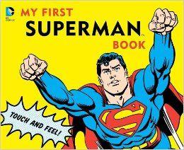My first Superman book!