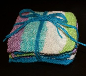 Free Knitting Pattern - Dishclothes & Washcloths : Hand ...