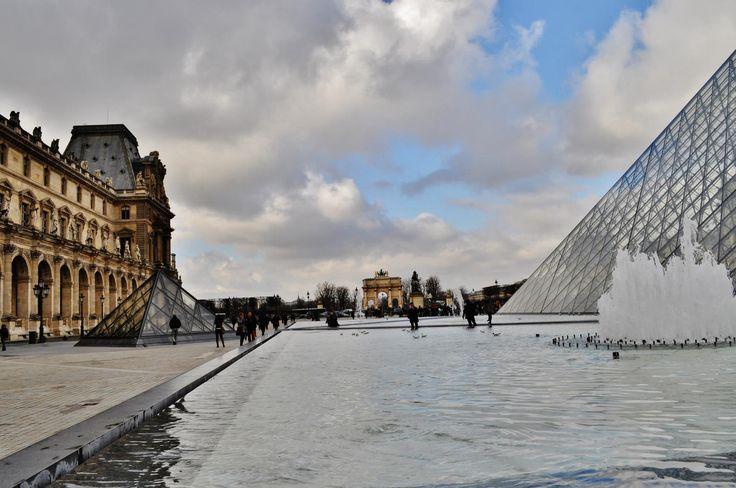 Louvre, París Francia