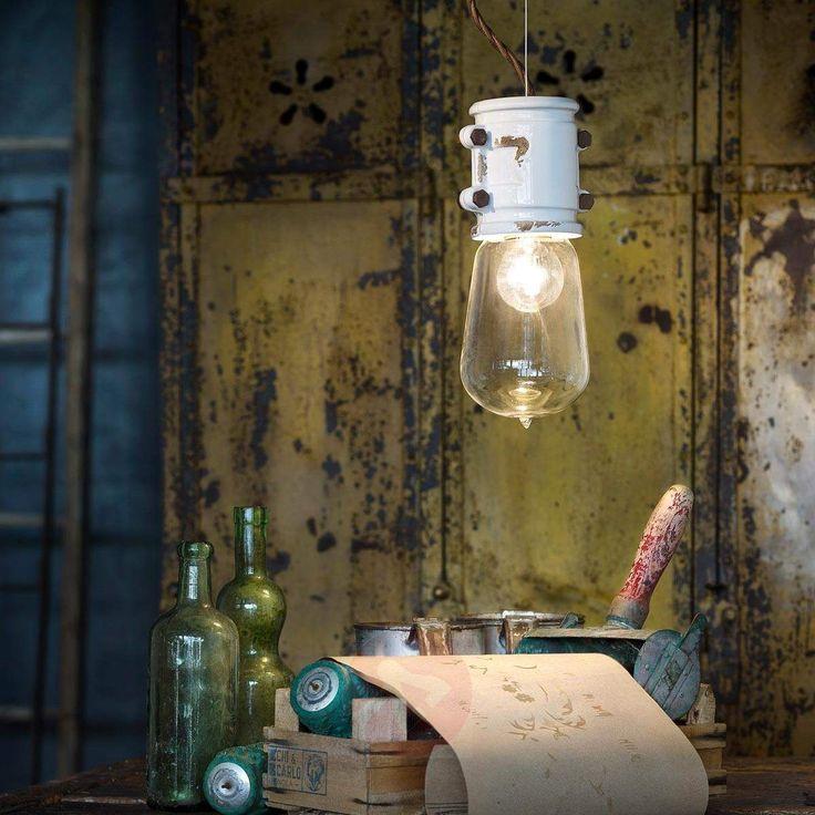 Lámpara colgante Nicolo de diseño industrial y minimalista. Ref.: 3517141. ¡Disponible inmediatamente en Lampara.es!