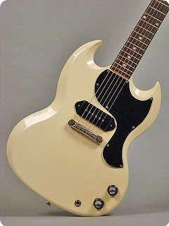 Gibson /SG Junior / 1963 / Polaris White /