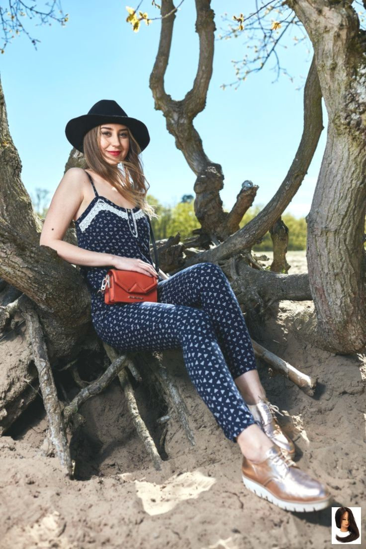 Jumper Outfit-Overall Outfit-Jumpsuit Look-Festival Outfit-boho chic outfit-Coac – outfits