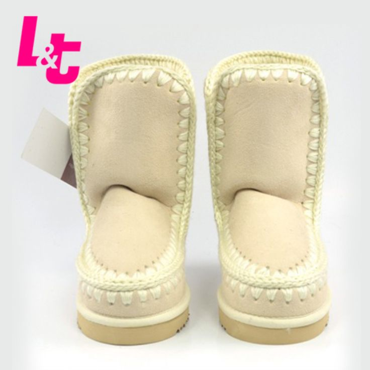 L&T women snow boots high quality suede Handmade eskimo classic  ankle boots flats solid ladies shoes botas mujer♦️ SMS - F A S H I O N 💢👉🏿 http://www.sms.hr/products/lt-women-snow-boots-high-quality-suede-handmade-eskimo-classic-ankle-boots-flats-solid-ladies-shoes-botas-mujer/ US $39.55