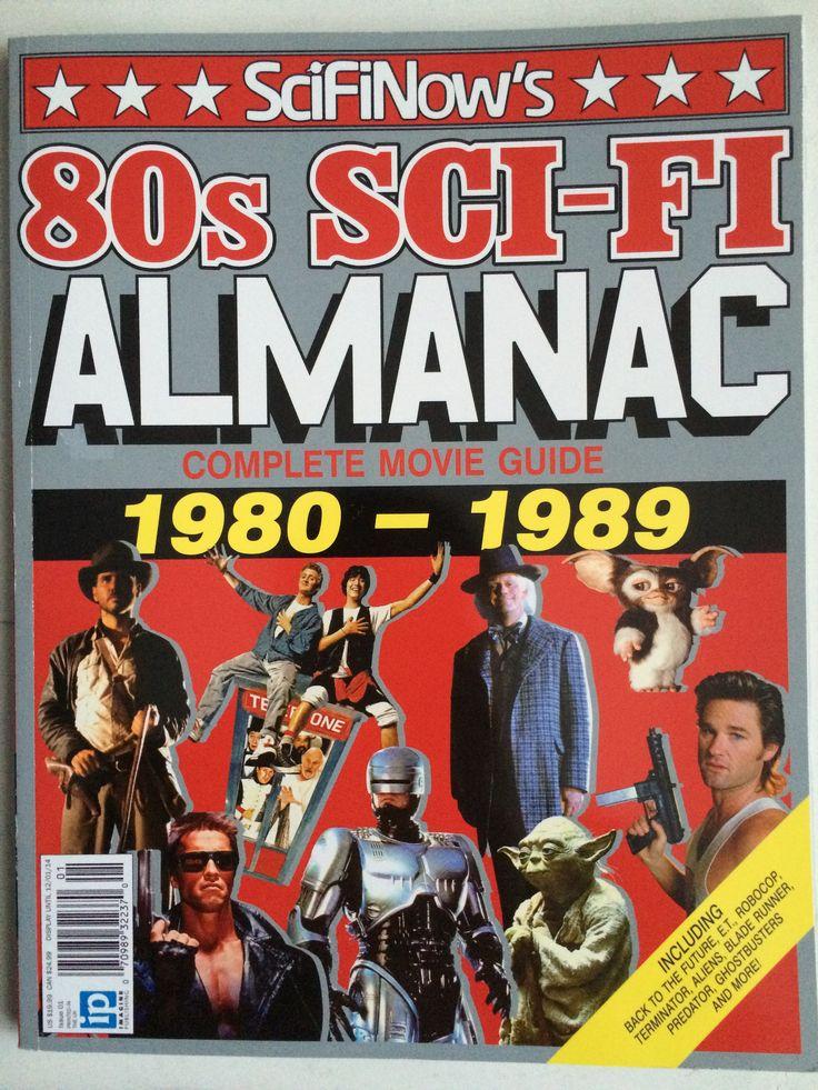 ScifiNow 80s Scifi Almanac.