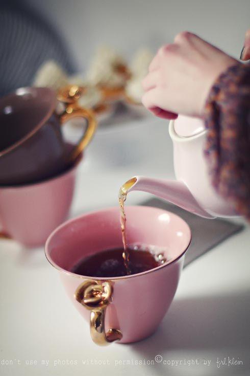 more tea? Yes please!