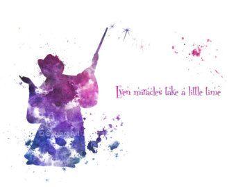 Tinker Bell zitieren KUNSTDRUCK Abbildung Disney von SubjectArt