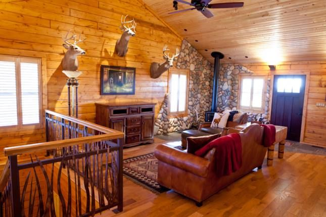 The Most Beautiful Hunting Lodge Decor Ideas for the Tasteful Hunter