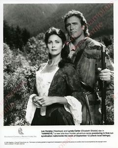lee horsley hawkeye | HAWKEYE-Press-Photo-8X10-LYNDA-CARTER-Lee-Horsley-1994-wonder-woman ...
