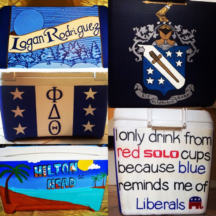 perfect phi delt cooler