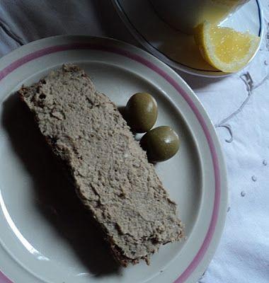 Intolerancija na hranu recepti / hrono.blogspot.com: Pašteta od sardina