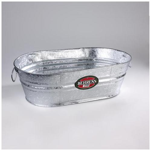 55 best galvanized buckets wash tubs images on for Galvanized metal buckets small