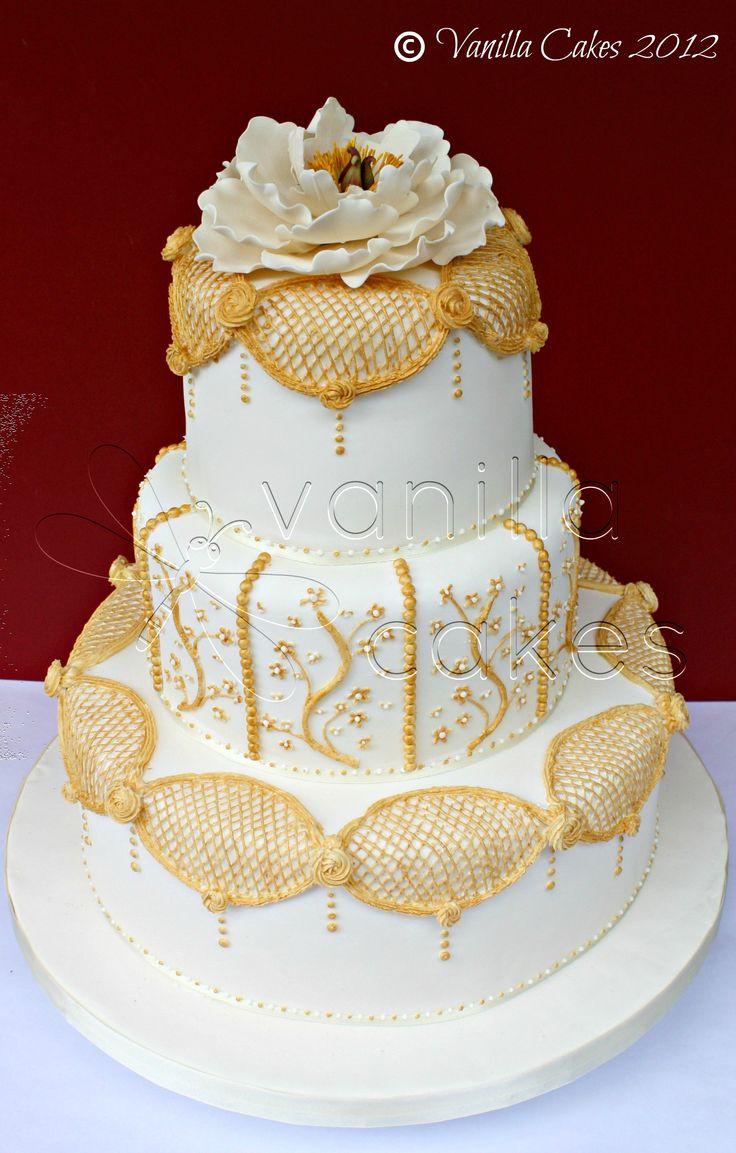 17 best Wedding Cakes images on Pinterest | Cake wedding, Towers and ...