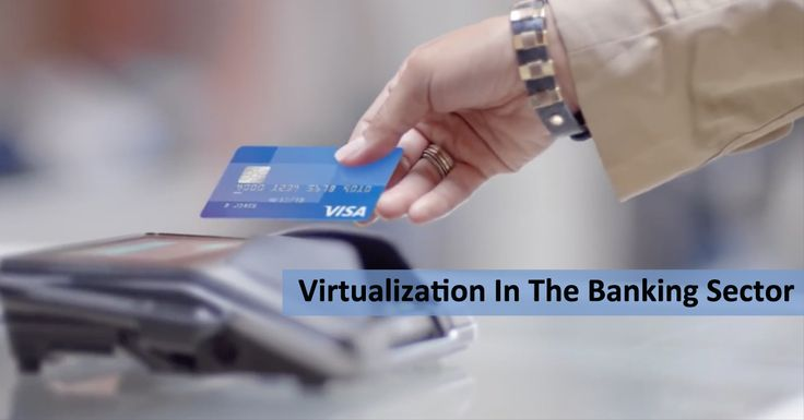 #Virtualization In The #BankingSector #cloudredefined