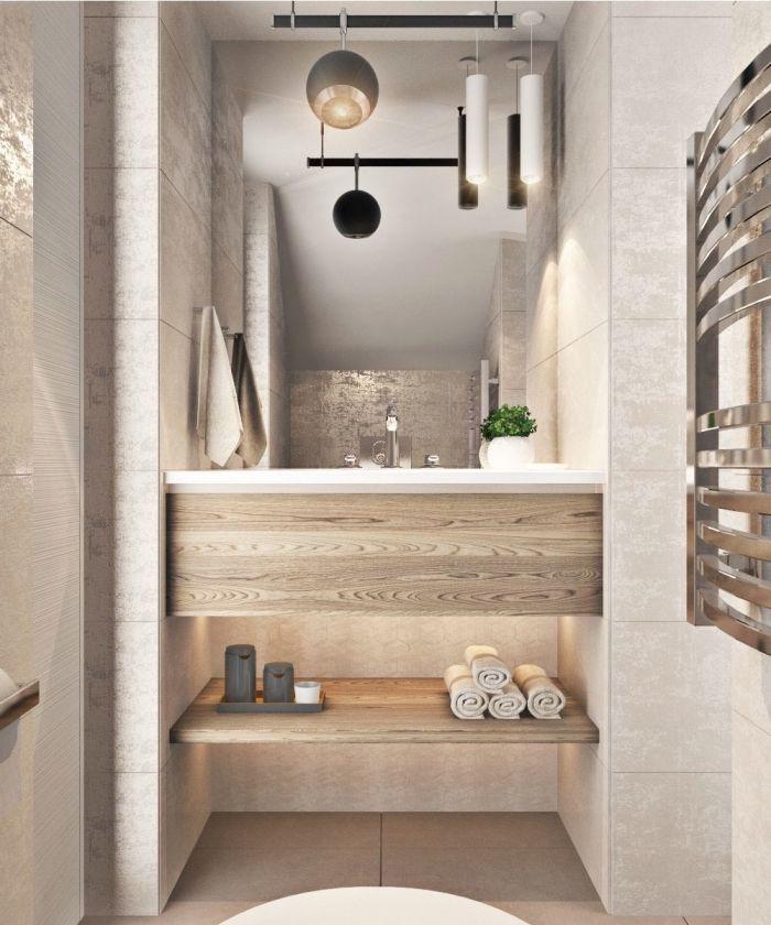 ▷ 1001 + exemples de revêtement mural pour salle de bain moderne ...