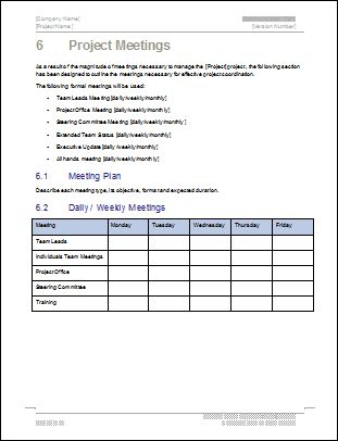 Click here to download your Communication Plan Template