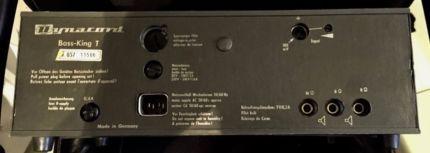 Bass-Topteil Dynacord Bassking T - DEFEKT- in Baden-Württemberg - Leonberg   Musikinstrumente und Zubehör gebraucht kaufen   eBay Kleinanzeigen