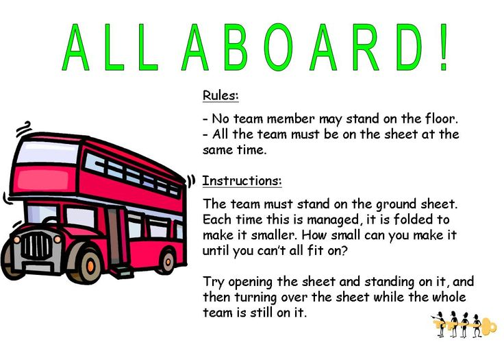 Teambuilding | Team building | Co-operative Games | Teamwork | Team Challenges | Guide Kit