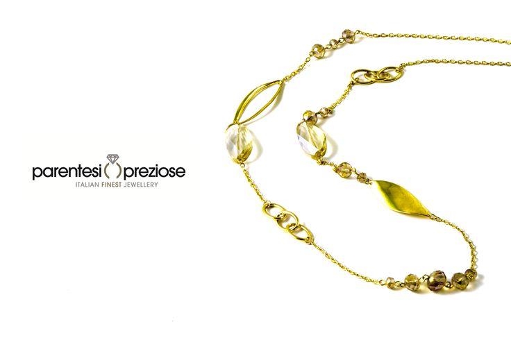 Parentesi Preziose - Italian Finest Jewellery - Collezione Collane