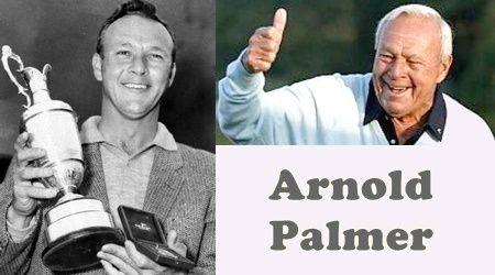 Arnold Palmer Morre nos Estados Unidos Considerado um dos maiores jogadores de golfe profissional, o americano Arnold Palmer morreu em Pittsburgh, Pensilvânia, Estados Unidos, aos 87 anos de idade, em 25 de setembro de 2016. Não foi divulgada a causa da morte. #ArnoldPalmer #Luto #LutoMensagem #Golfe http://lutomensagem.blogspot.com.br/2016/09/arnold-palmer-morre-nos-estados-unidos.html