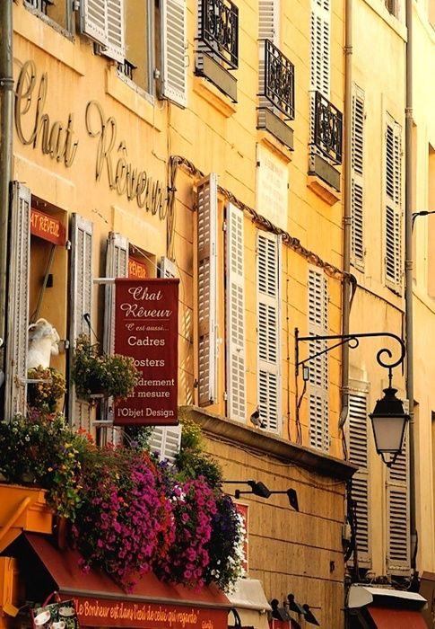 Boutique in Aix-en-Provence , France