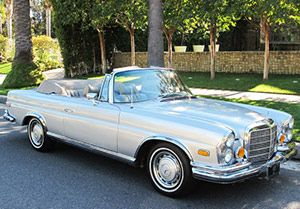 Collector Cars For Sale | Vintage Car Sales | Mercedes Benz, Jaguar, Austin Healey and more!