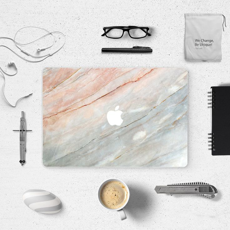"""Marble macbook decal macbook skin macbook sticker for Macbook Air 11, Macbook Air 13 & Mac Pro 13 Retina, Macbook 12"""", Macbook Pro 15 Retina by idecalCrafts on Etsy"""