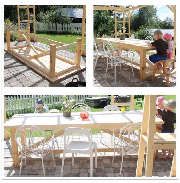 Knaada | Att bygga sitt eget bord