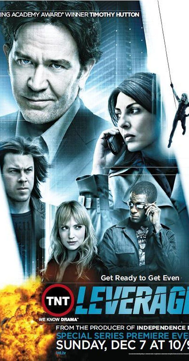 Created by Chris Downey, John Rogers.  With Timothy Hutton, Gina Bellman, Christian Kane, Beth Riesgraf. A crew of high-tech crooks attempt to steal from wealthy criminals and corrupt businessmen.