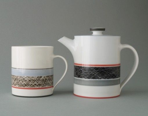 James and Tilla Waters ceramics: James Of Arci, Ceramics London, London James, Ceramics Investigations, Tilla Water, Teapots James, Decoration Teapots, Catlist Names Teapots, Water Ceramics