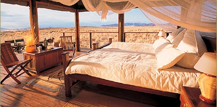 Dunes Lodge at Wolwedans Reserve, Namibia