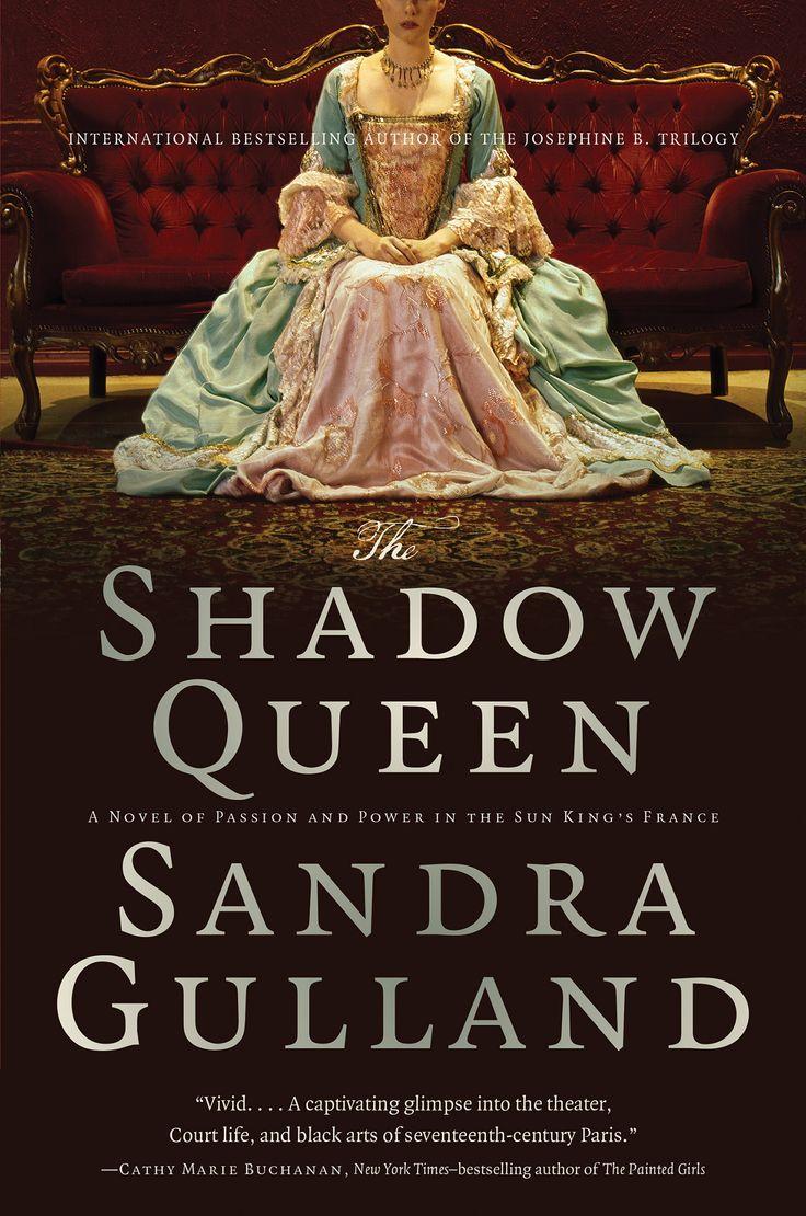The Shadow Queen - Sandra Gulland (BAF 2015)