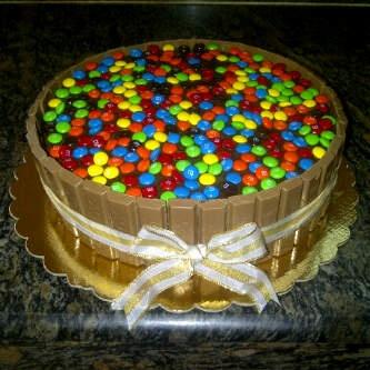 torta con roclets