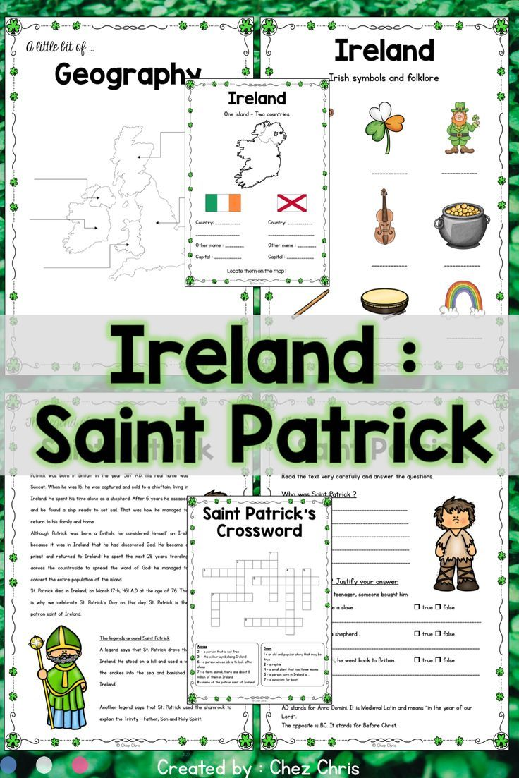 Looking For An Activity For Saint Patrick S Day For Your Esl Students Or Young Learners These Wor St Patrick Day Activities St Patrick Special Needs Students [ 1103 x 736 Pixel ]