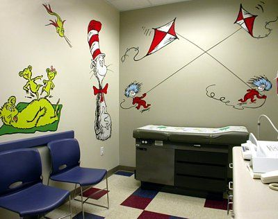 Pediatric Exam Rooms Ofwllc Com Ofw Med Pinterest
