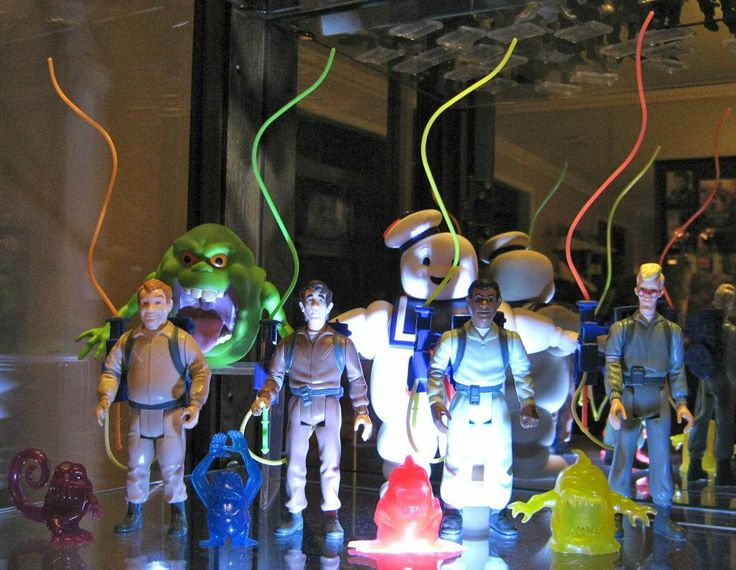 The Real Ghostbusters Vintage Toys 70s 80s And 90s