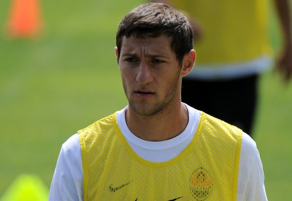 The author of the goal to Niger, Ivan Ordets: it is very nice to score a goal in the first game