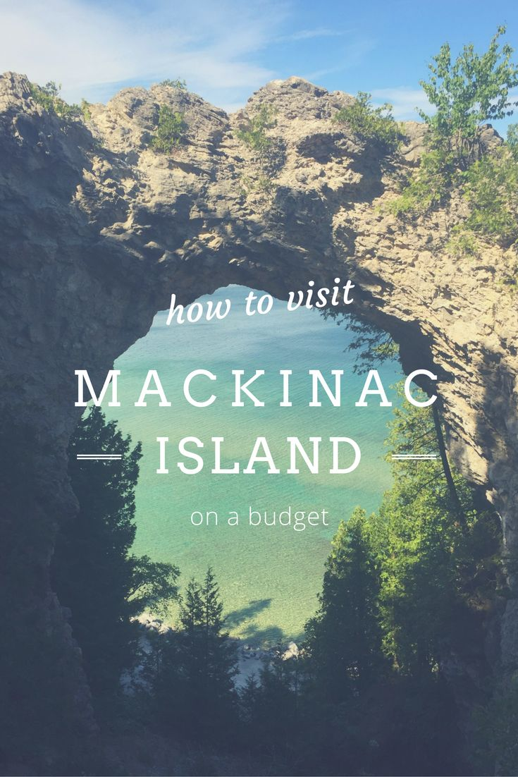 How to Visit Mackinac Island on a Budget • Addie Abroad