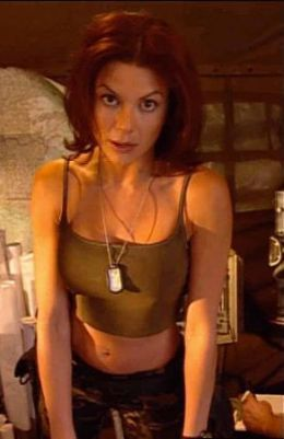 Tanya Adams - Command & Conquer: Red Alert - Video Game Series