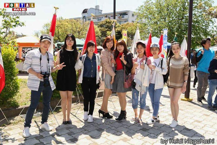 Fotos do XVI Wai Wai Haru Matsuri no Hunter de Suzuka (Mie), décima sexta edição do Festival Internacional de Suzuka, confira!!!