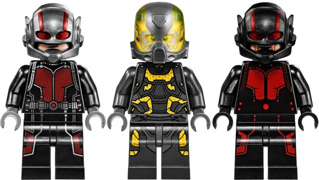 Does An Ant-Man LEGO Set Reveal A Major Spoiler?