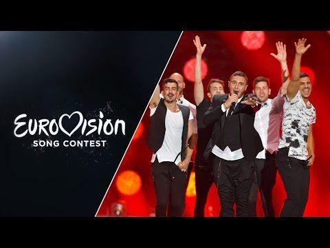 Nadav Guedj - Golden Boy (Israel) - LIVE at Eurovision 2015: Semi-Final 2 - YouTube