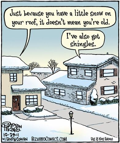 Winter Humor | Michael Anderson - Google+ | #snow #puns #foopunny