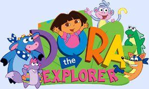 Dora the explorer.great website