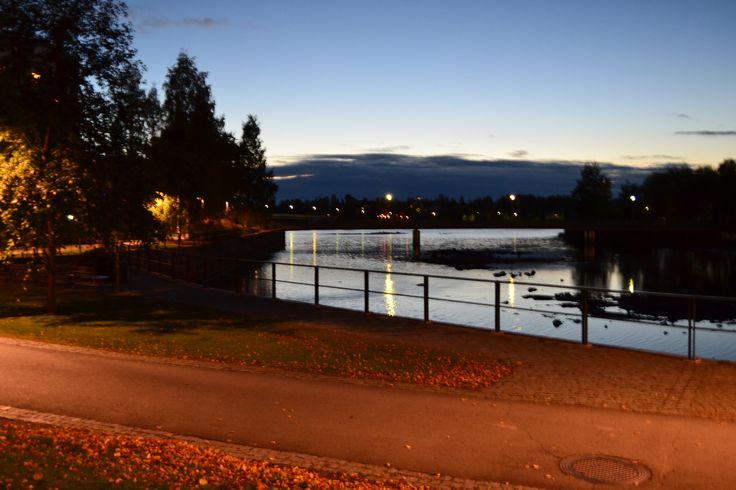 Madetojanpuisto #Oulu