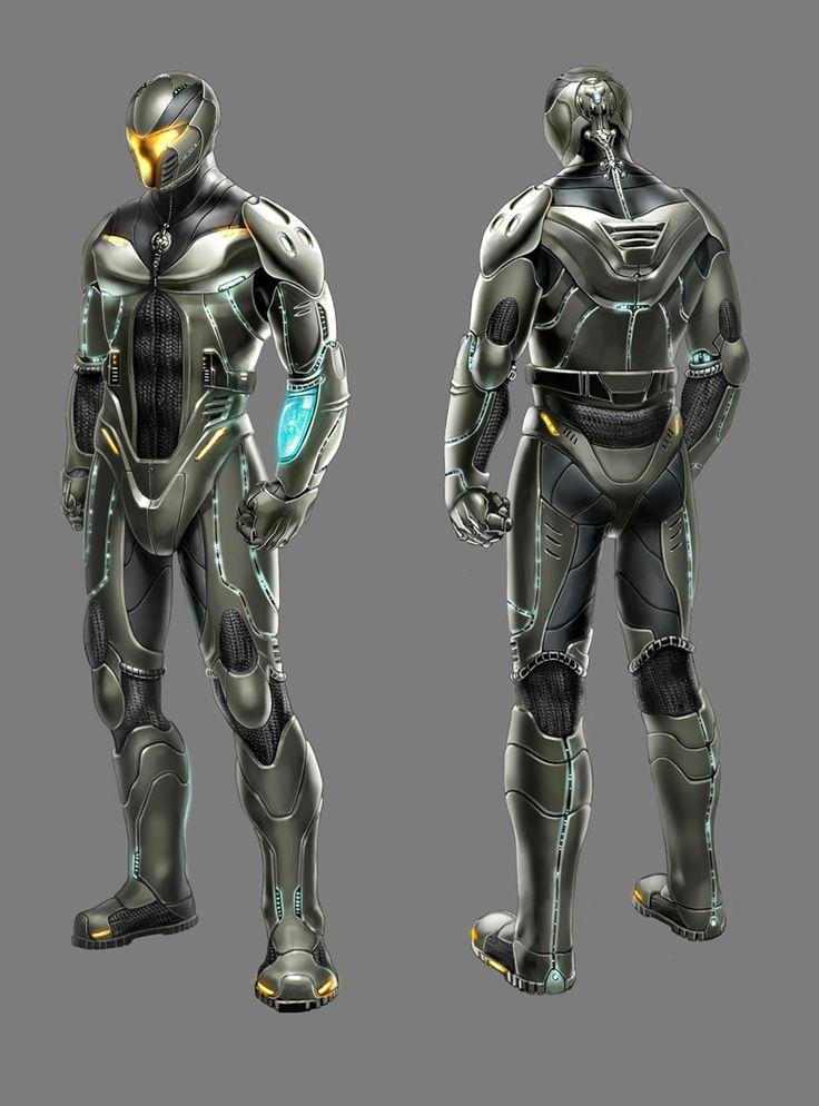 191 best images about Science Fiction Battle Armor ...