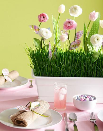 45 Heldere en eenvoudige Spring centerpieces   Midwest Living
