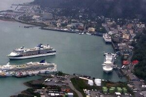 Port of Juneau Ship Tracker / Tracking Map Live | View Live Ship Traffic In Port of Juneau, Alaska